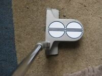 Trident double ball Putter