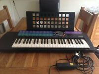 YAMAHA ELECTRIC KEYBOARD PSR-73
