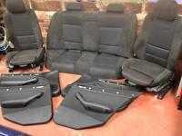 BMW 330i Msport Alacantra Seats and Door cards ( 2003 plate )