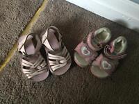 Baby girls sandal