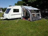 camptech 260 caravan air awning