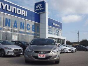 2013 Hyundai Elantra GLS CLEAN CARPROOF!!!