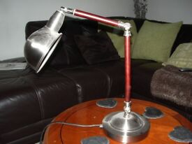 captains table lamp