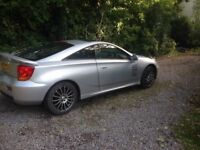 For sale Nice Toyota Celica 2002