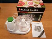 New Russell Hobbs mini chopper