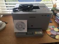Samsung CLP-365W colour laser printer