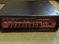TC Electronic BH500 500W Bass Head