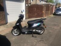 Motorini XP125 moped