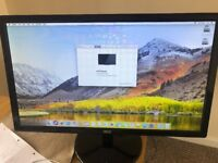 "AOC E2343F2 23"" Widescreen LED Monitor - fantastic screen - Extra settings built into base"