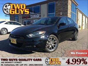 2014 Dodge Dart SXT RALLYE SUNROOF ALPINE AUDIO