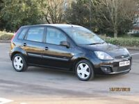 2006 FORD FIESTA 1.4 ZETEC CLIMATE RED EDITION NEW MOT TIMING BELT DONE VERY CLEAN CAR
