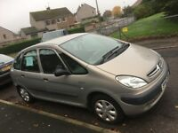 Citroen Picasso 2lt diesel not February 2018 £400 ono