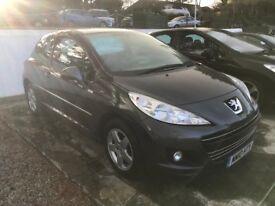 Peugeot 207 1.4 Milesim 200 Ltd Edition **ONLY 75,000 MILES**