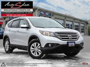 2014 Honda CR-V AWD ONLY 105K! **EX MODEL**SUNROOF**ALLOYS**H...