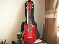 Absolute bargain Ukulele,carry bag and tuner