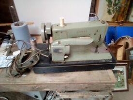 old jones sawing machine