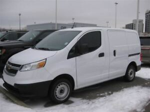 2015 Chevrolet City Express LS | AC | Power Windows | Cloth