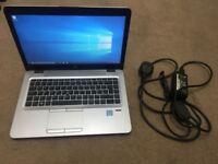 "HP EliteBook 840 G3 14"" i5-6300U 4GB 128Gb SSD FHD 1080p Backlit Notebook LAPTOP"