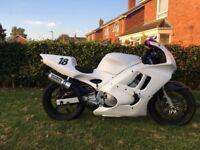 Honda CBR 600 1998 Steel framed motorcycle