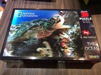 3D jigsaw 61x46 cm 500 pieces