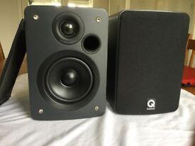 Q Acoustics 1010i Bookshelf Speakers