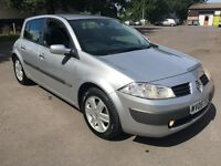Renault Megane 1.9 diesel,12 Monts mot with no advisorys