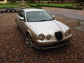 jaguar S type V6 2.5 SE spares or repair