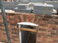 Extensions to full houses, boundary walls, concreting, NRH Builders
