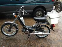 Puch 50cc classic moped free spirit sport