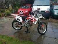 06 Honda CRF 250