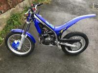 Gas gas txt 50cc trials bike