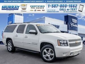 2013 Chevrolet Suburban LTZ**Navigation!  Sunroof!**