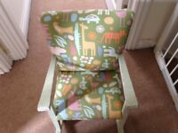 childs bedroom/nursery rocking chair