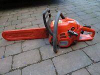 Husqvarna chain saw for sale