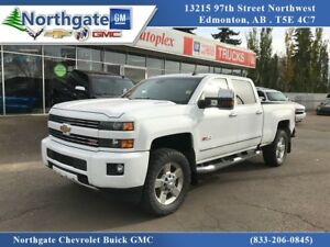 2016 Chevrolet SILVERADO 2500HD LTZ Duramax Loaded with Adds Fin