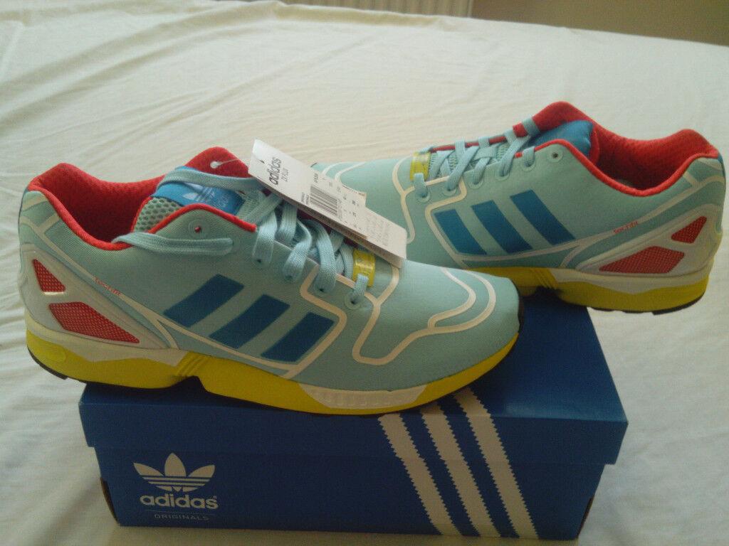 be52abb4c Adidas ZX Flux Techfit OG UK Size 9 (VERY RARE)