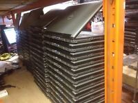 l@@k 10 X DELL D520 LATITUDE LAPTOP BULK BUY JOB LOT 60 GB HDD 2 GB RAM CORE 2 PROCES