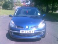 **IMMACULATE 2005 RENAULT CLIO 1.4 DYNAMIQUE**FULL MOT JULY 2017**NEW SHAPE**FORD,PEUGEOT,VAUXHALL