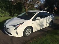 18 Reg/NEW SHAPE Toyota Prius from £220 p/w PCO Uber car for hire/rent
