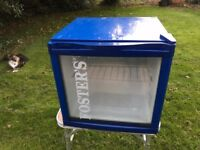 Husky Fosters Beer Fridge - perfect for the man cave (small/counter-top/mini)