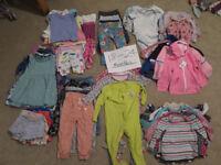 Bundle / Joblot of Baby clothes 18 - 24 Months - 81 Items