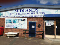 Established Kitchen & Bathroom Business for Sale in Leicester Large Stock Count