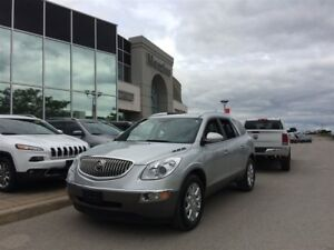 2011 Buick Enclave CXL AWD, Sunroof, Leather, Clean Carproof