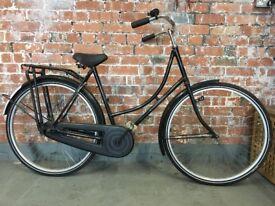 Midas Holland Ladies Dutch Bicycle [PRELOVED VINTAGE] £180