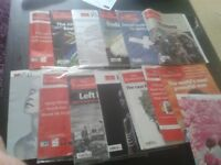 13 editions of the economist