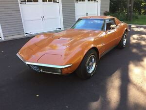1971 Chevrolet Corvette numbers matching and in great condition