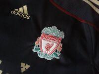 Liverpool F.C. away shirt