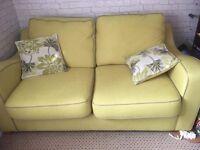 Sofa bed £130 Ono
