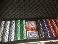 Pro poker set
