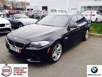 2012 BMW 535i xDrive M Sport + Executive **Nouvel arrivage**